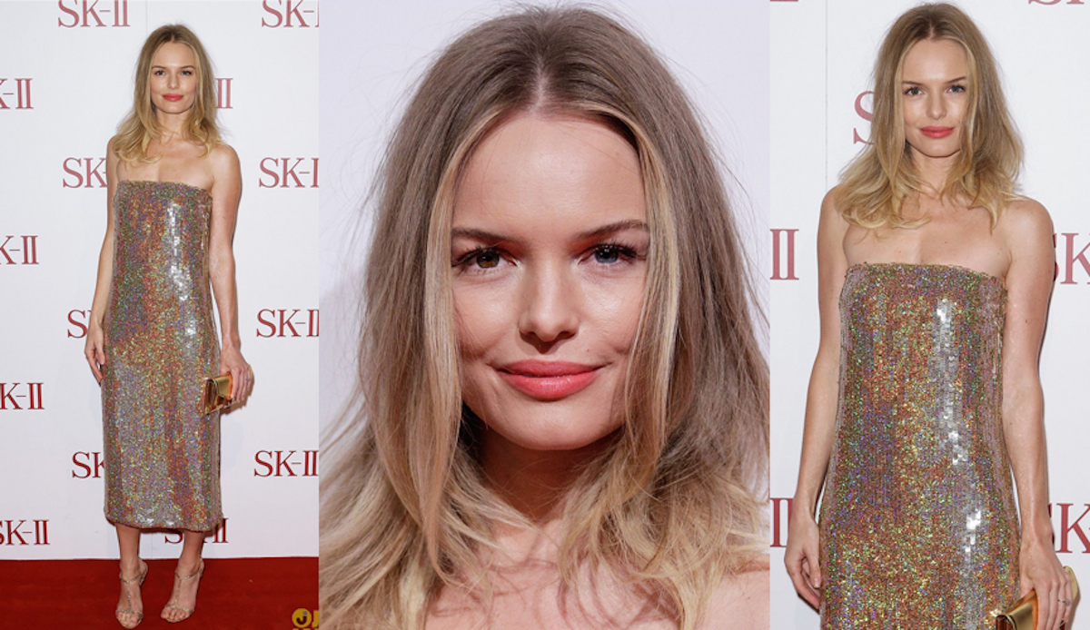 5768e0c252c1b Kate Bosworth: SK-II Skincare Launch, David Jones Sydney